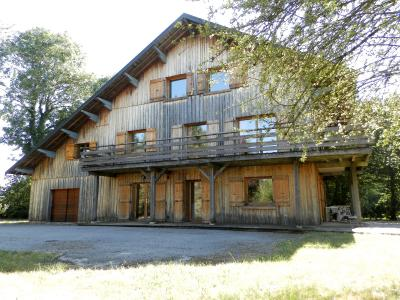 Secteur DOUCIER (39130), à vendre maison-chalet 170 m², six chambres, terrain 2260 m²., TERRAIN