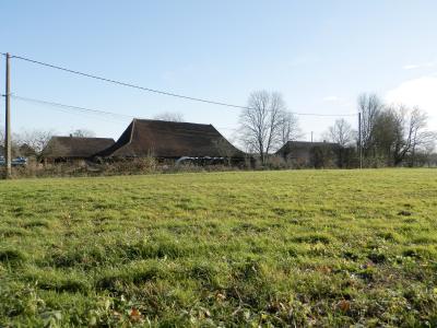 A vendre proche SAINT GERMAIN DU BOIS (71), terrain constructible 4510 m²., TERRAIN A VENDRE 4510 m²