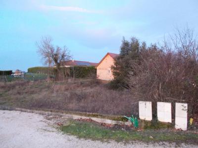 Vente PIERRE DE BRESSE (71), terrain constructible 874 m², TERRAIN A VENDRE 874 m²