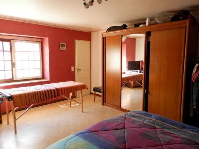 Proche BLETTERANS (39), à vendre maison de village 116 m², trois chambres, terrain 297 m²., CHAMBRE ETAGE 21.70 m²