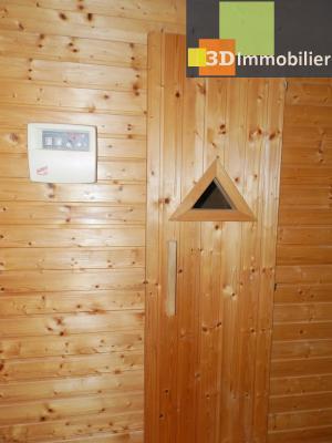 CHAUMERGY (39), vends ferme rénovée 158 m² + gite attenant 120 m², terrain 2659 m²., SAUNA