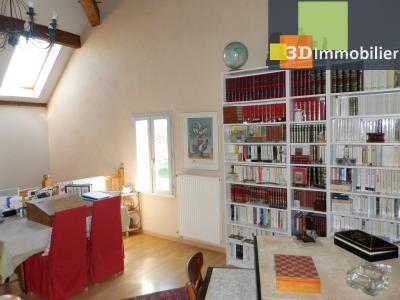 CHAUMERGY (39), vends ferme rénovée 158 m² + gite attenant 120 m², terrain 2659 m²., BIBLIOTHEQUE BUREAU 25 m²