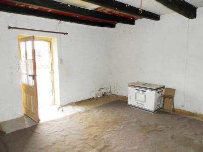 LONS LE SAUNIER (Nord), maison en pierre à rénover, terrain environ 2300 m²., SEJOUR 24 m²