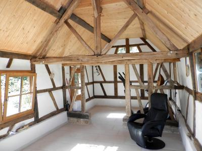 SAINT GERMAIN DU BOIS (71), maison 135 m², dépendances, piscine, calme, sur terrain 13 637 m²., DEPENDANCE BRESSANE