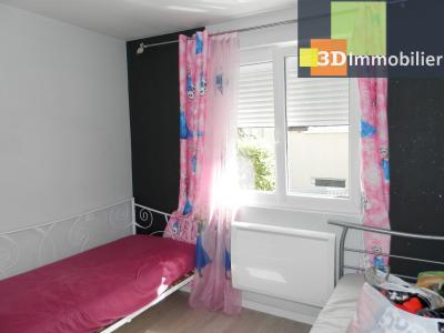 LONS-LE-SAUNIER (39), A VENDRE maison familiale 190 m², 5 chambres + bureau, garage, terrain 986 m²., CHAMBRE 10 m²