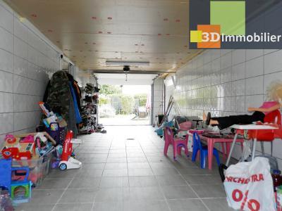 LONS-LE-SAUNIER (39), A VENDRE maison familiale 190 m², 5 chambres + bureau, garage, terrain 986 m²., GARAGE 45 m²