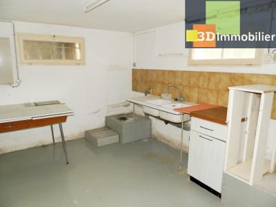 BLETTERANS (39140), maison 135 m², quatre chambres, garage, terrain environ 1000 m², BUANDERIE SOUS SOL