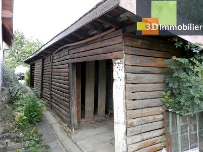 BLETTERANS (39140), maison 135 m², quatre chambres, garage, terrain environ 1000 m², ABRI BUCHER
