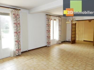 BLETTERANS (39140), maison 135 m², quatre chambres, garage, terrain environ 1000 m², SALON SEJOUR 37 m²