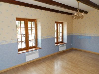 BELLEVESVRE (71), à vendre maison de village en pierre 147 m², terrain clos 285 m²., CHAMBRE 15.90 m²