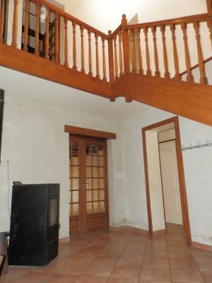 BELLEVESVRE (71), à vendre maison de village en pierre 147 m², terrain clos 285 m²., BUREAU ou SALON 14 m²