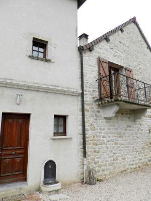 BELLEVESVRE (71), à vendre maison de village en pierre 147 m², terrain clos 285 m²., MAISON A VENDRE 147 m²