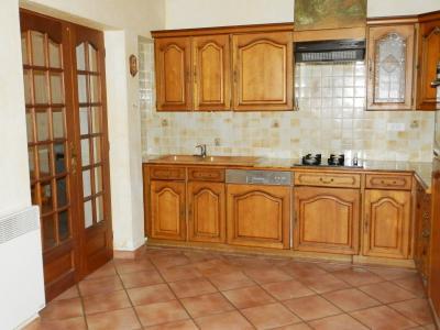 BELLEVESVRE (71), à vendre maison de village en pierre 147 m², terrain clos 285 m²., CUISINE AMENAGEE