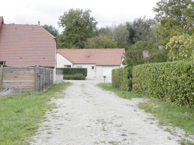 BLETTERANS (39), à vendre terrain constructible viabilisé 1282 m², proche toutes commodités., CHEMIN ACCES