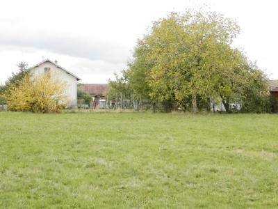 BLETTERANS (39), à vendre terrain constructible viabilisé 1282 m², proche toutes commodités., TERRAIN A VENDRE 1282 m²