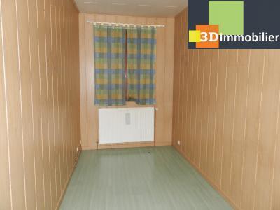 LONS-LE-SAUNIER (39), maison en pierre 127 m² sur terrain 823 m²., BUREAU chambre d