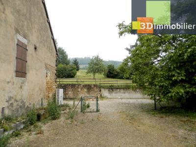 LONS-LE-SAUNIER (39), maison en pierre 127 m² sur terrain 823 m²., EXTERIEUR