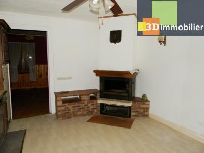 LONS-LE-SAUNIER (39), maison en pierre 127 m² sur terrain 823 m²., CUISINE 16.80 m²