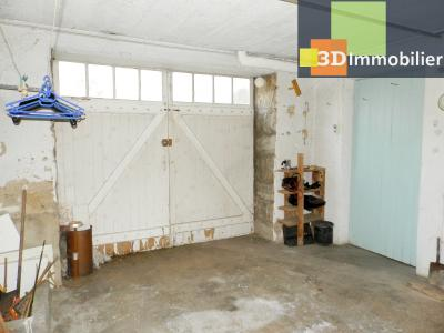 VENTE : LONS-LE-SAUNIER (JURA), A VENDRE maison de caractère 110 m², terrain 688 m², GARAGE 18 m²