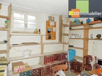VENTE : LONS-LE-SAUNIER (JURA), A VENDRE maison de caractère 110 m², terrain 688 m², CAVE-CELLIER 17.90 m²