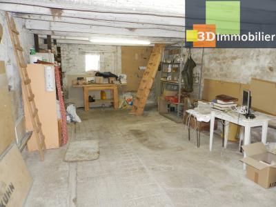 LONS-LE-SAUNIER (39 JURA), A VENDRE MAISON 125 M², DÉPENDANCES, GARAGE, TERRAIN 2151 M²., GARAGE 33 m²