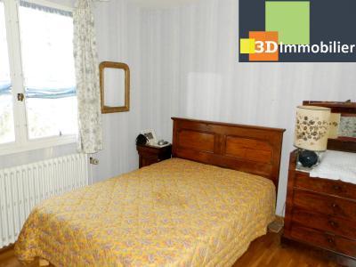 VENTE: BLETTERANS (39 JURA), A VENDRE MAISON FAMILIALE 100 M², TERRAIN 766 M², CHAMBRE 10.30 m²