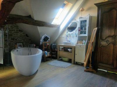 Proche Pommard (21),vends maison dans village viticole de 120m²,3 chambres dont une suite parentale., SUITE PARENTALE 35 M²