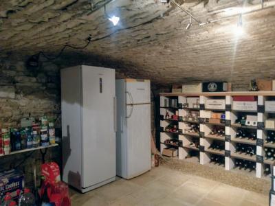 Proche Pommard (21),vends maison dans village viticole de 120m²,3 chambres dont une suite parentale., CAVE 35 M²