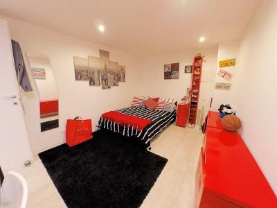 Le Cannet (06 Alpes Maritimes) à vendre appartement style loft-atelier 160m², centre vieux Cannet., chambre 3