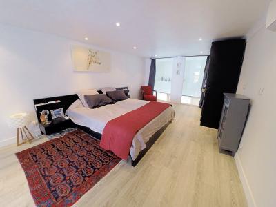 Le Cannet (06 Alpes Maritimes) à vendre appartement style loft-atelier 160m², centre vieux Cannet., chambre 1