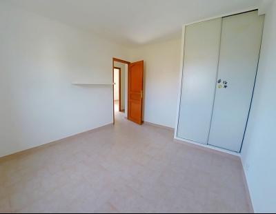 Le Cannet (06 )à vendre appartement duplex dans villa 91m2, 3 chambres, garage,  secteur Rocheville, chambre & salle d