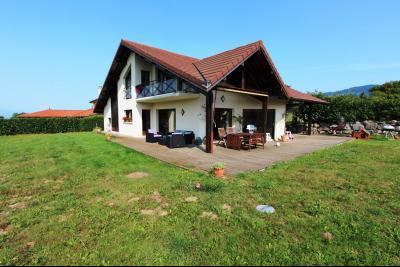 Saint Julien en Genevois (74160) à louer maison contemporaine récente de 7 pièces, Maison à louer Feigères