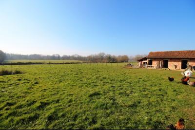 Proche Mervans, à vendre ferme bressane rénovée sur terrain de plus de 6 hectares., DEPENDANCE
