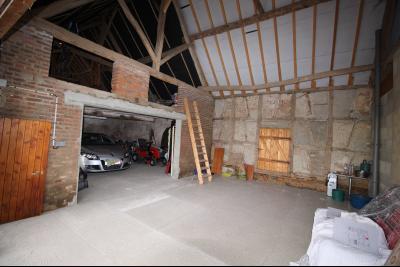 Proche Mervans, à vendre ferme bressane rénovée sur terrain de plus de 6 hectares., Dépendance 82 m²
