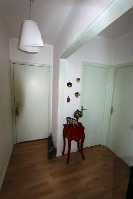 Clairvaux les Lacs (39 JURA), à louer appartement T3 de 76 m² avec garage., ENTREE