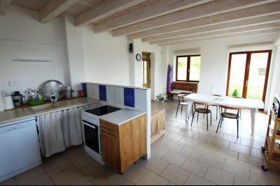 Bellevesvre (71 - Saône et Loire), à vendre maison rénovée avec 2 chambres et dépendances., Cuisine 31 m²