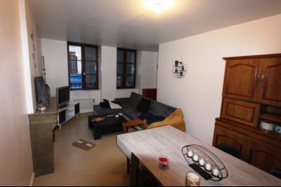 Poligny, vends Immeuble avec local commercial, bon rendement. Spécial investisseur, rendement 9%., PIECE DE VIE T2- ETAGE 1