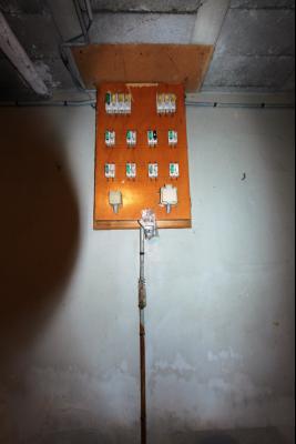 Secteur Bletterans, à vendre maison sur sous-sol avec 2460 m² de terrain., CHAUFFERIE