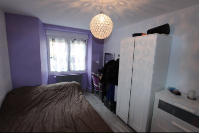 Perrigny (39 JURA), à vendre maison comprenant de 2 logements indépendants avec jardin et garage., RDC T4 :  CH1 de 11 m²