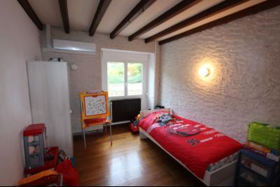 Perrigny (39 JURA), à vendre maison comprenant de 2 logements indépendants avec jardin et garage., 2° Etage T3 : CH2 de 12 m²