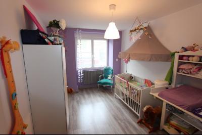 Perrigny (39 JURA), à vendre maison comprenant de 2 logements indépendants avec jardin et garage., RDC T4 :  CH2 de 10,6 m²
