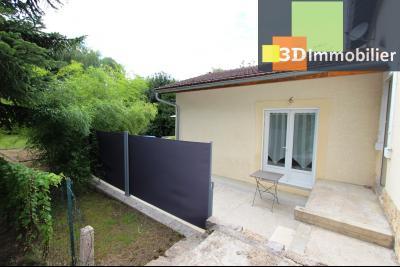 Secteur Bletterans (39 JURA), à vendre maison rénovée sans voisin, 2 chambres, 1170 m² de terrain., MAISON A VENDRE 81 m² HABITABLES