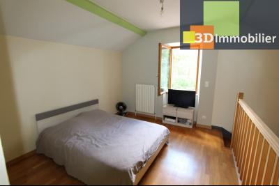 Secteur Bletterans (39 JURA), à vendre maison rénovée sans voisin, 2 chambres, 1170 m² de terrain., CH1