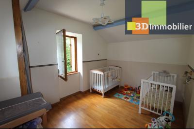 Secteur Bletterans (39 JURA), à vendre maison rénovée sans voisin, 2 chambres, 1170 m² de terrain., CH2