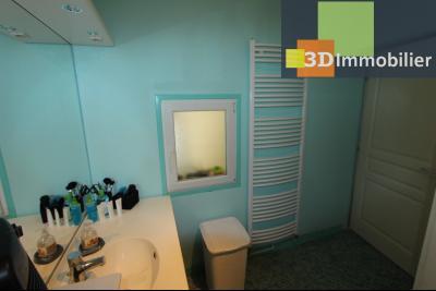 Secteur Bletterans (39 JURA), à vendre maison rénovée sans voisin, 2 chambres, 1170 m² de terrain., SDE