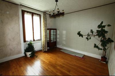 Secteur Domblans (39 JURA), à vendre maison de 8 chambres sur 1620 m² de terrain., SALON 13 m²