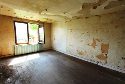 Secteur Sens sur Seille (71) à vendre maison de plain-pied à réhabiliter sur 2059 m² de terrain., CHAMBRE 20 m²