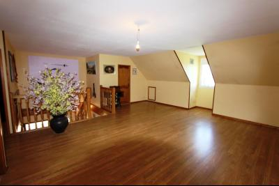 Vends maison contemporaine sur 2 hectares avec piscine chauffée, 6 chambres, proche Lons-le-Saunier., MEZZANINE 34 m²