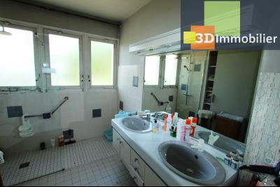 Axe poligny / Lons-le-Saunier, à vendre maison de 7 pièces sur 5620 m² de terrain,