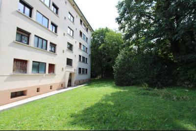 Lons-le-Saunier centre, à vendre appartement T4 avec garage et cave., PARC COPROPRIETE